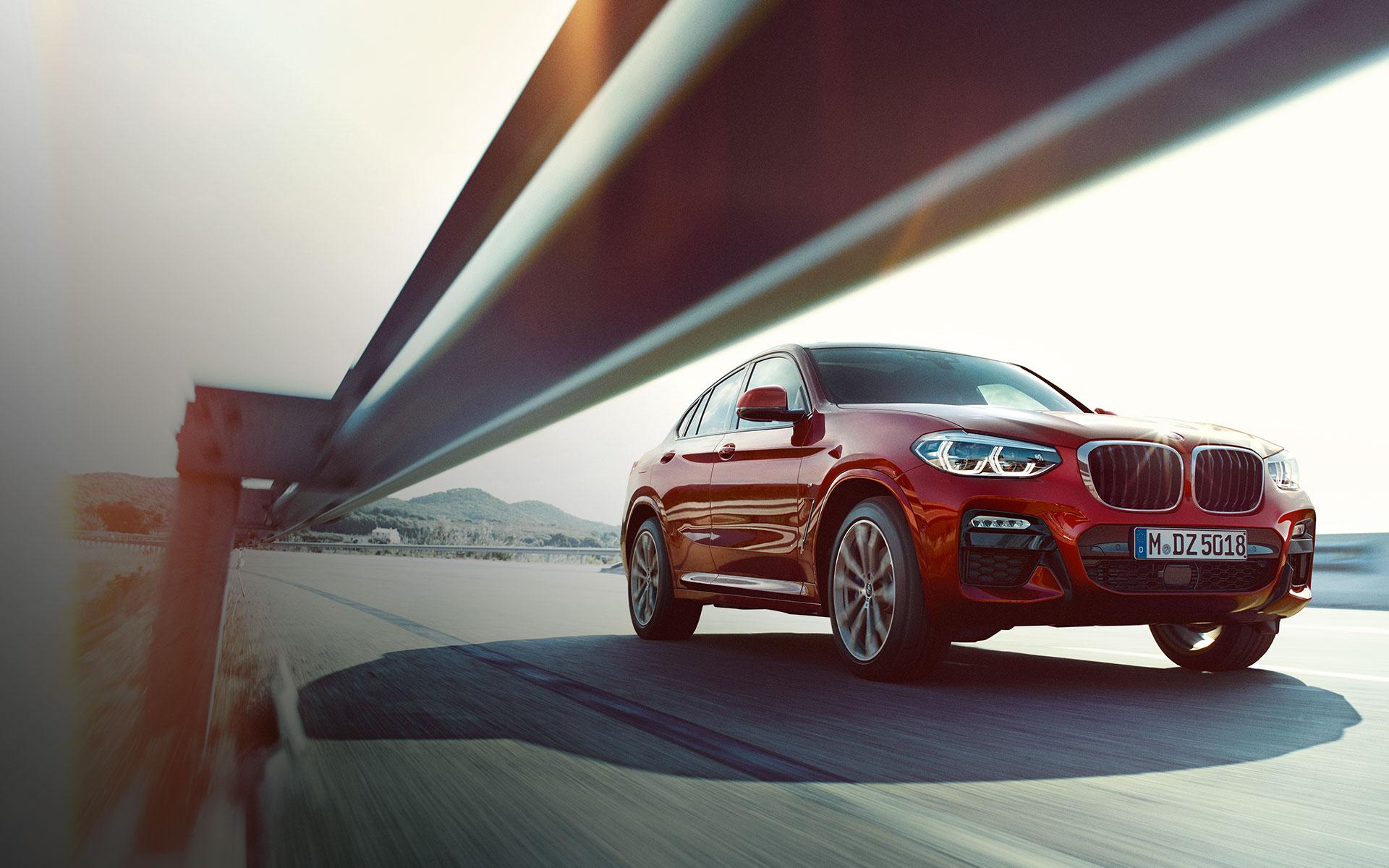 The BMW X4