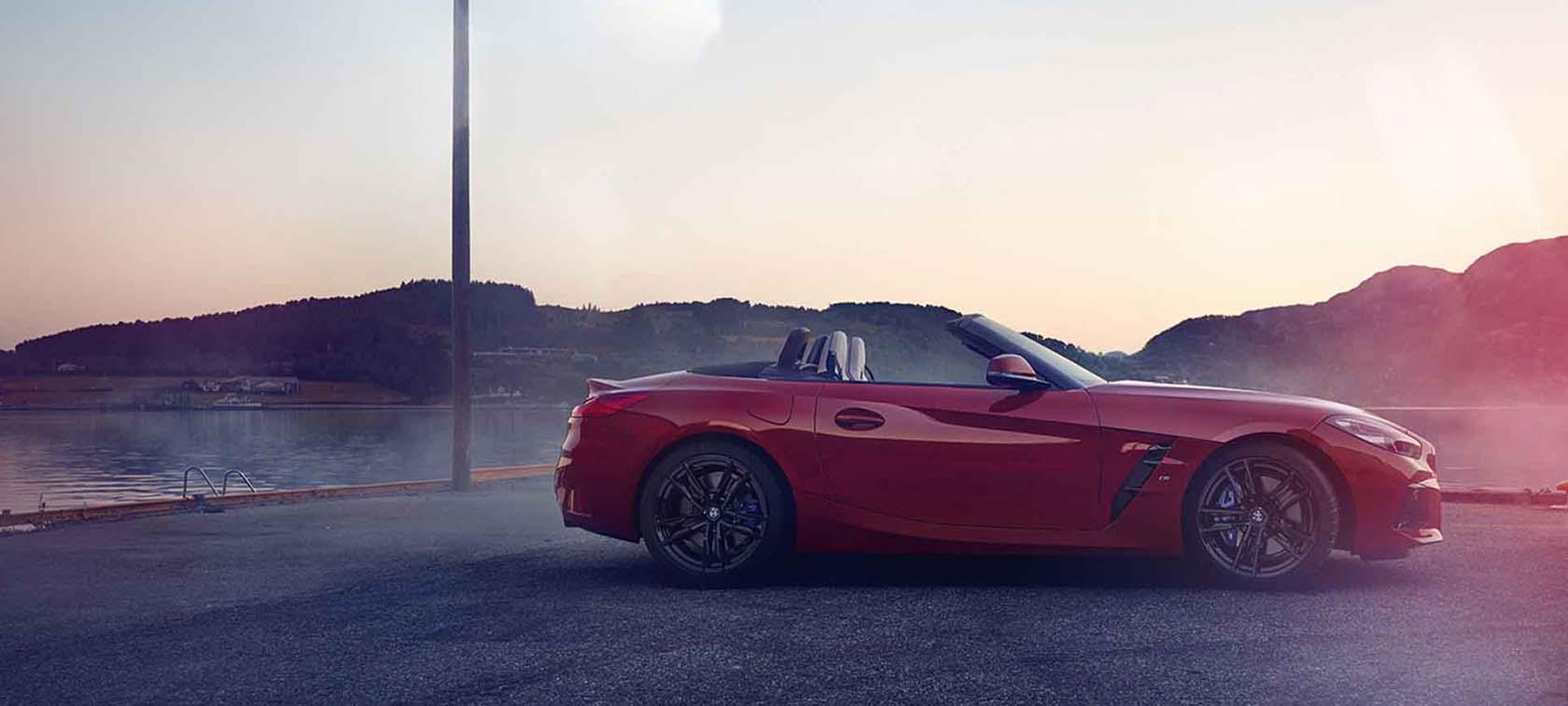 THE BMW Z4